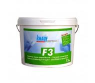 Шпаклевочная масса F3, 27 кг