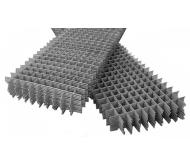 Сетка армировочная 3мм, 100х100мм,  1х2м  (М2)